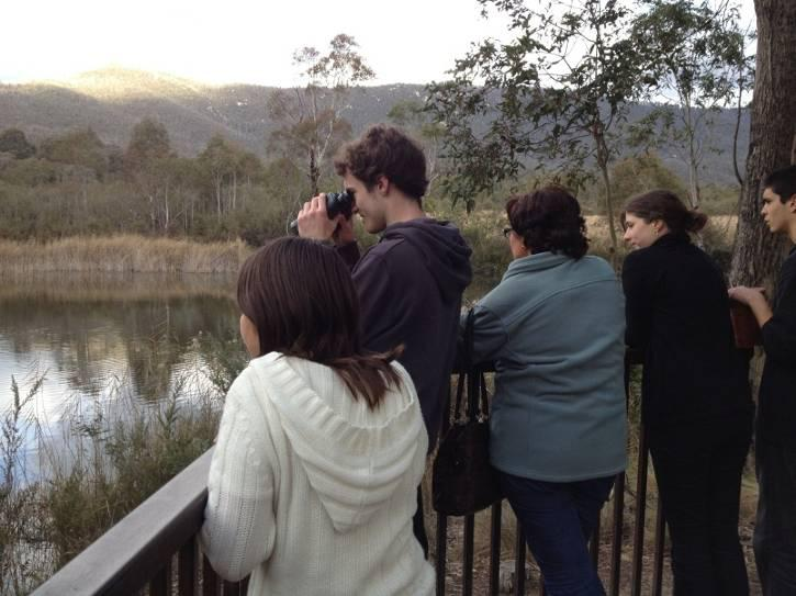 Lake Tuggeranong Sustainability Team