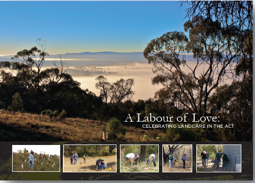 A Labour of Love book is available for sale