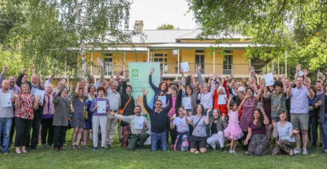 ACT Landcare Awards 2019