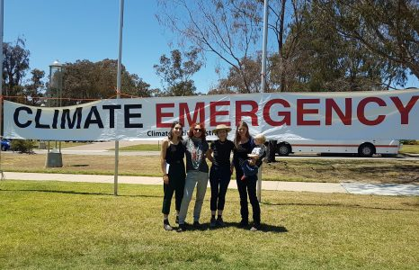 Landcare: a local solution to climate change