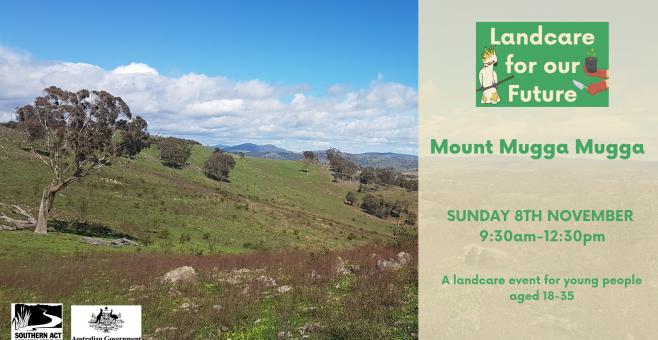 Landcare for our Future- Mt Mugga Mugga