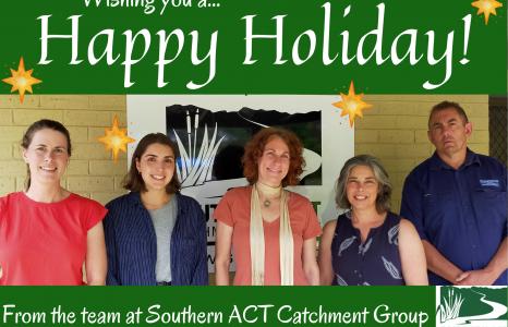 Happy Holidays from SACTCG