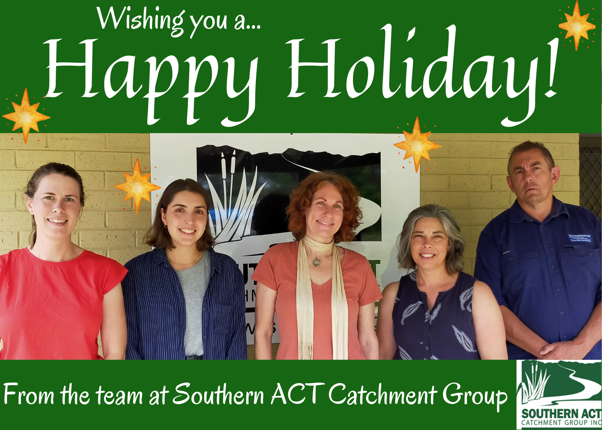 Happy Holidays from SACTCG