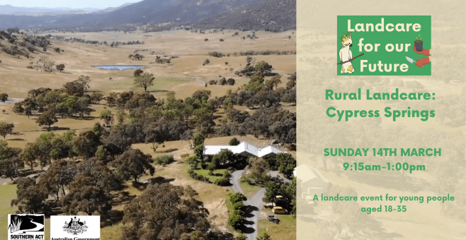 Landcare for our Future- Cypress Springs