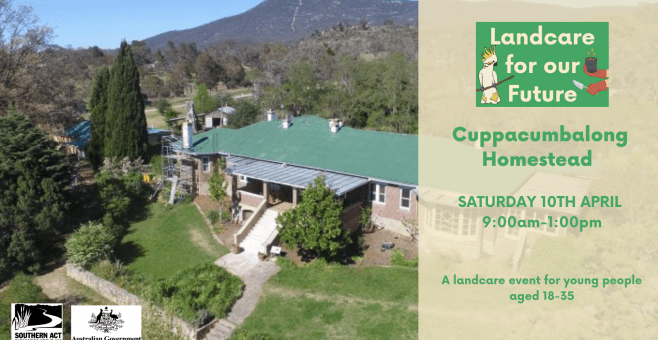 Landcare for our Future at Cuppacumbalong Homestead