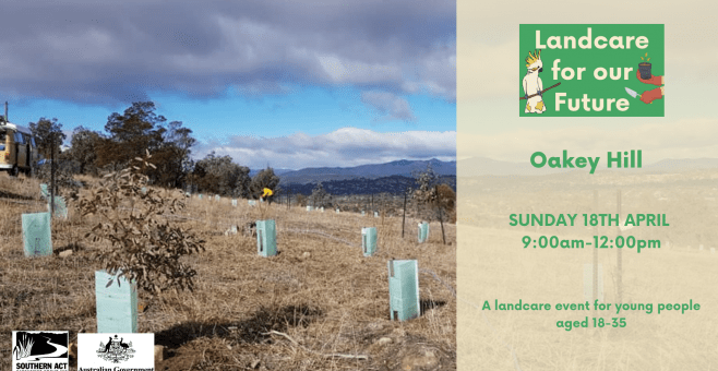 Landcare for our Future at Oakey Hill